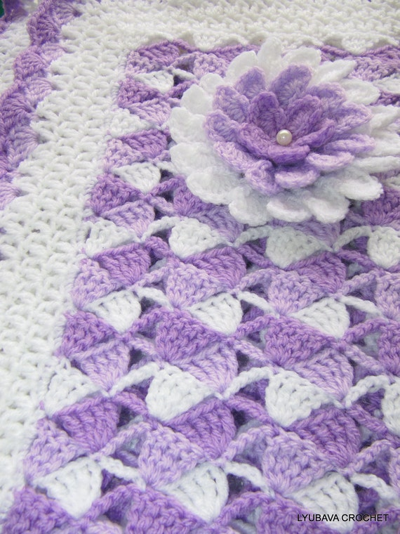 New Crochet Baby Afghan Patterns : g?zel t?? i?i battaniye modeli Hobilendik
