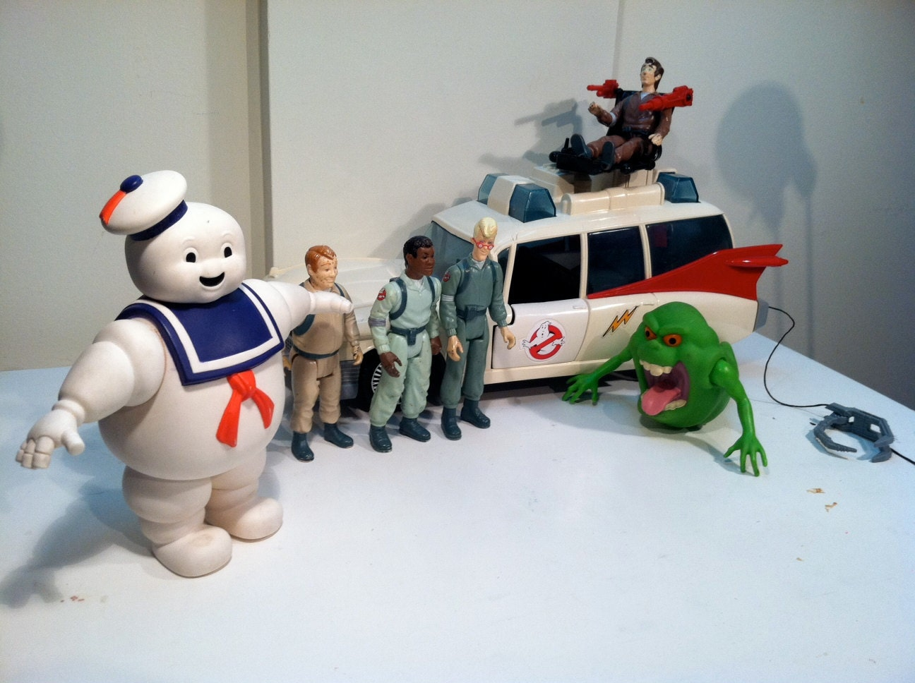 Ghost Busters Toys 10