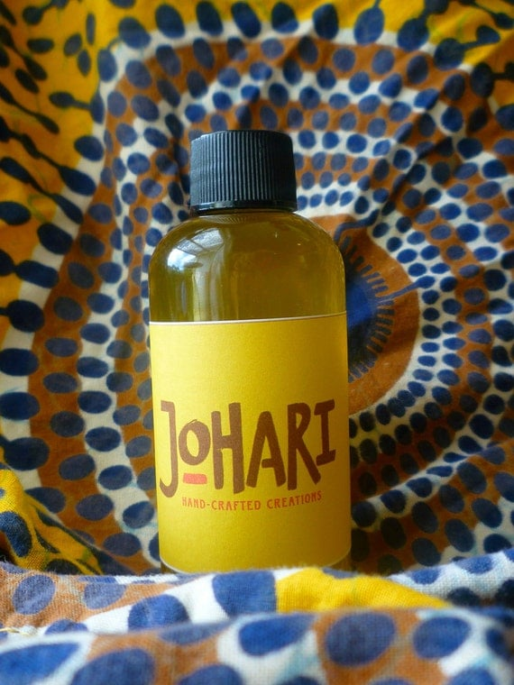 Johari Creations Oil Treatment for Ethnic Hair 8 oz