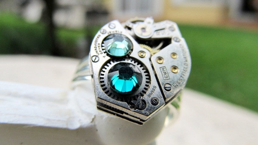 images for ring clock mechanical jewelry image search results