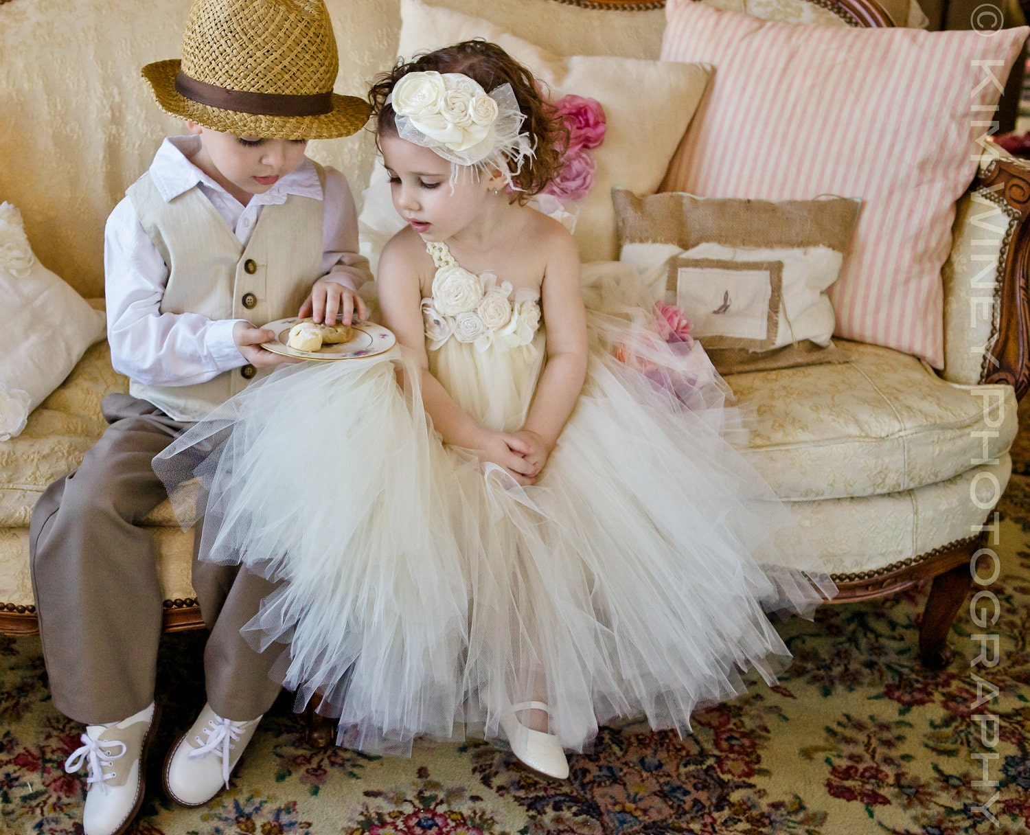 Bobka Baby and Bridal Flower Girls and Tutus A