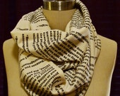 Pride and Prejudice Book Scarf - storiarts