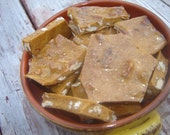 Maple Brown Sugar Pecan brittle with smoked salt - catskillcandyco