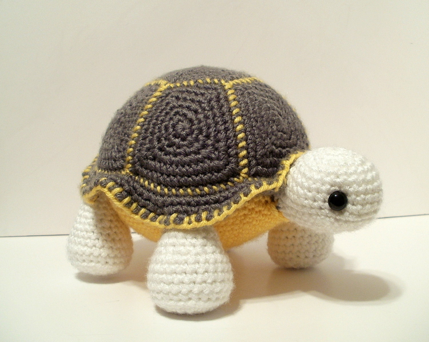 Crochet Turtle | Crochet Toys/Food | Pinterest