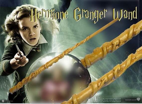 Hermione Granger magic Wand replica Harry Potter