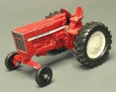 Old Vintage Toy Tractor by International Toy Company - TheIowaBarn