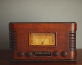 1940's Airline Radio - DarlingAdell