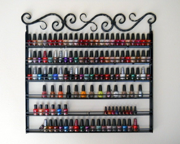 Nail Polish Rack Hanging