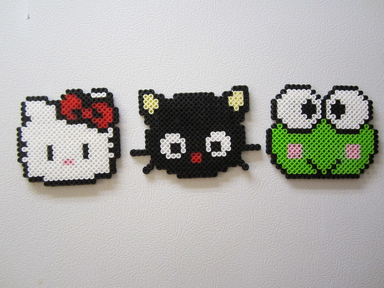 Pin perler beads hello kitty pattern page 3 on pinterest picture