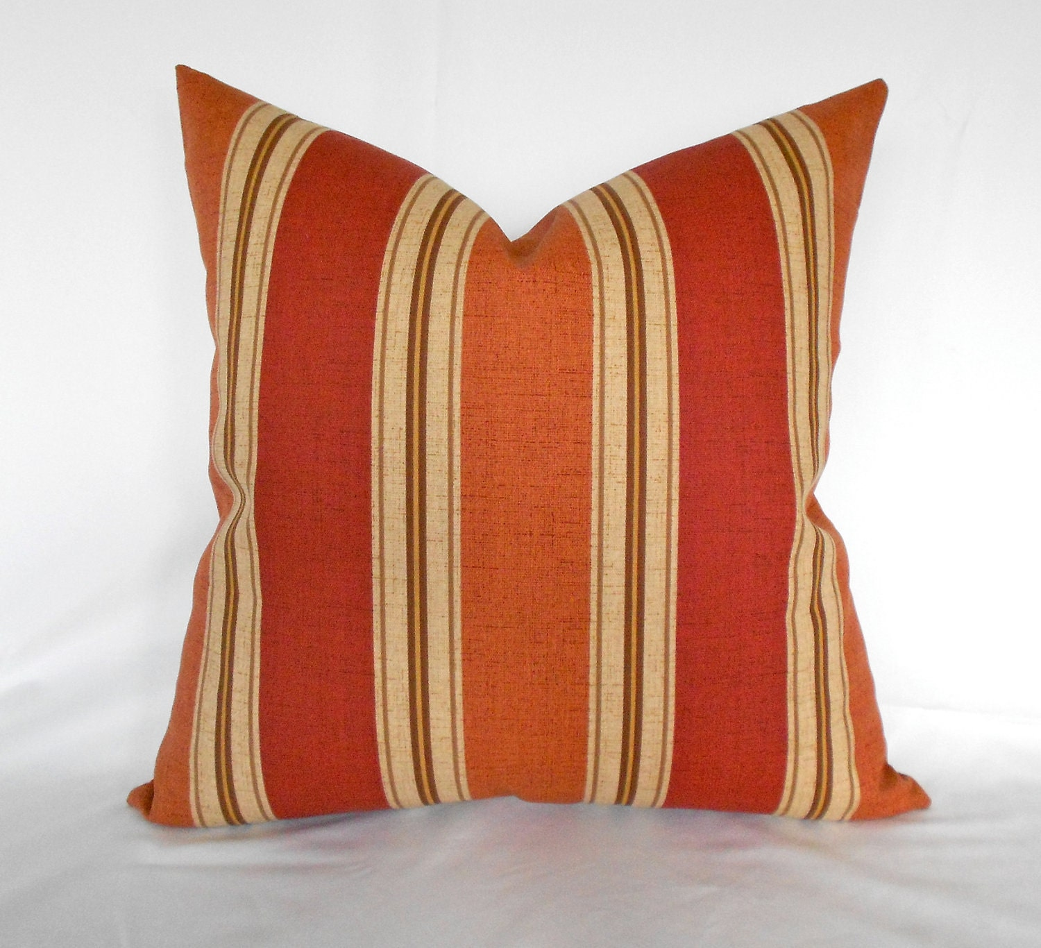Outdoor Pillows Orange | On Home Decoration