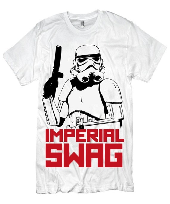 Imperial Swag by Space Monster Tees