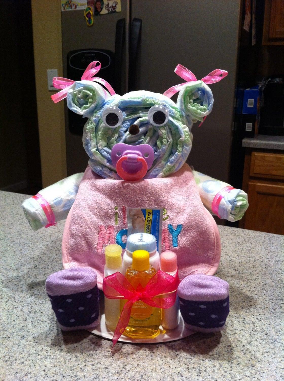 Teddy Bear Diaper