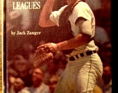 Great Catchers of the Major Leagues, Vintage hard cover Baseball Book, Yogi Berra, Joe Torre, Bill Dickey, Gift For Him, CHRISTMAS - PicksFromThePast