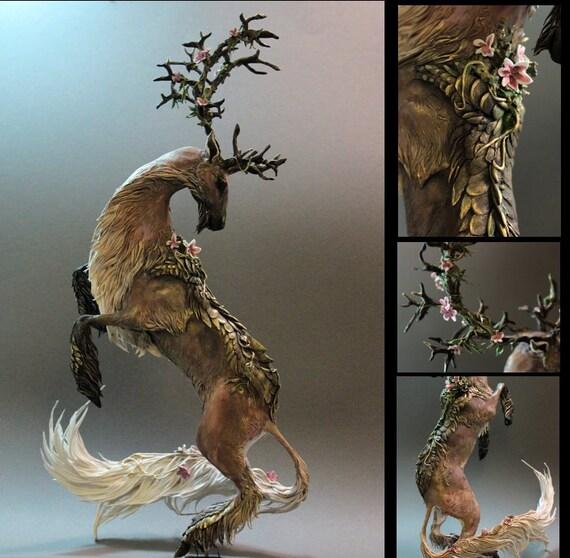 CUSTOM ORDER: Large Personal Creature