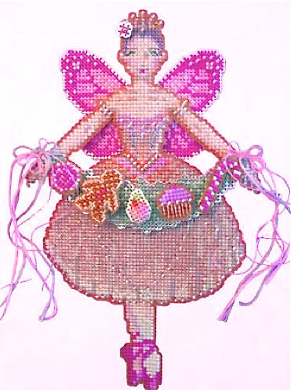 "Janlynn Dolly Mama's Bikini Counted Cross Stitch Kit-6""X10"" 14"