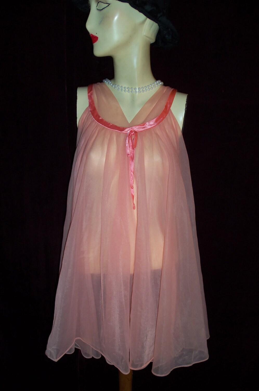 Nylon Nightgown 2