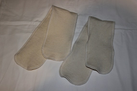 Hemp French Terry Soakers - Set of 2