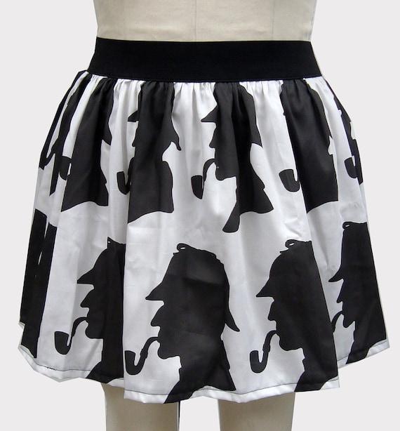 Sherlock Holmes Inspired Skirt