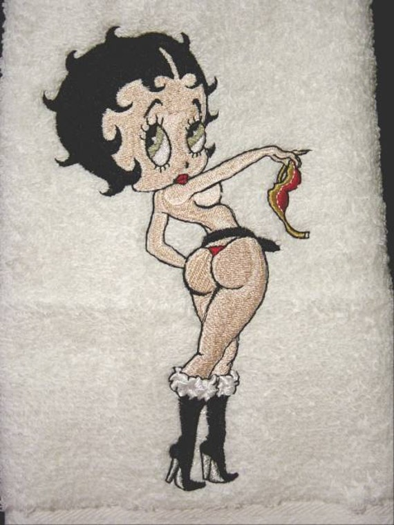 Betty Boop Nude Photos