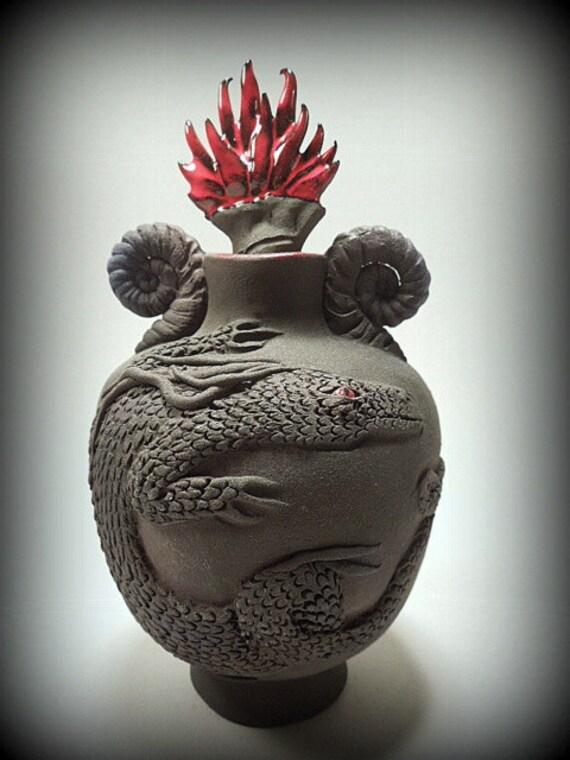 Черный дракон духи