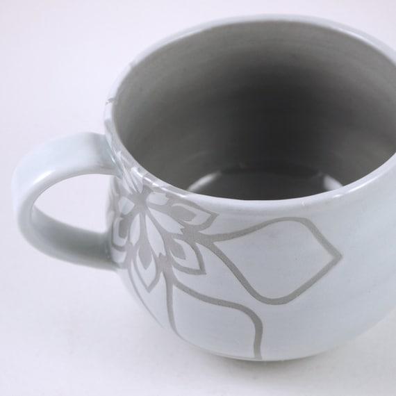 White Mug Cup B