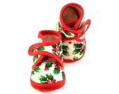 Baby Booties Christmas Baby Shoes Newborn