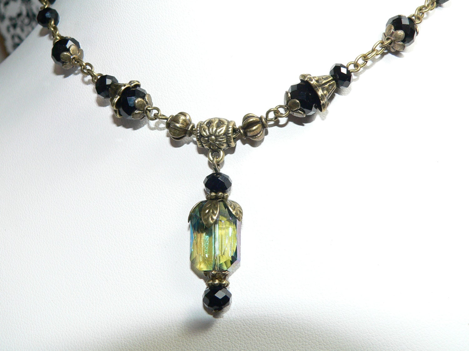 Downton Abbey Inspired Jewelry - Vintage Emerald Cut ...