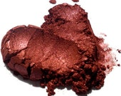 deep red BLUSH . eco friendly make up bronzer . Wine - RedeemingBeauty