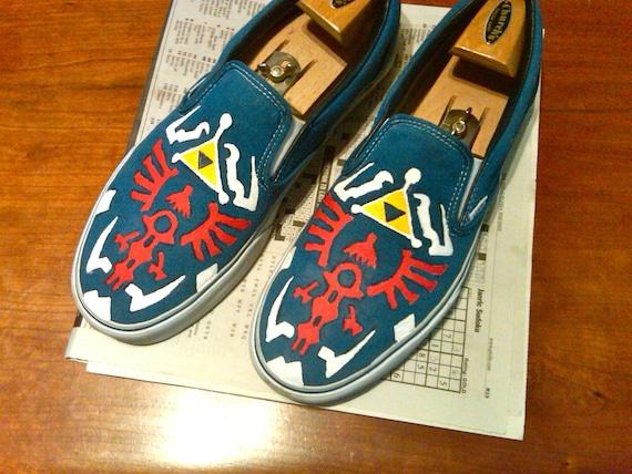 Legend of Zelda Hyrule chaussures
