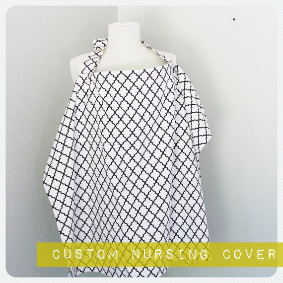 Custom Nursing Cover