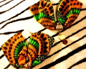 Zafari Ankara Earrings
