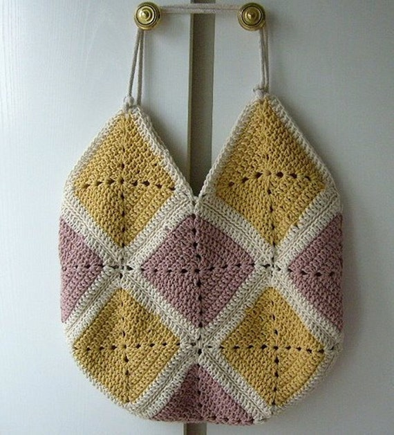 ACCROchet beach bag pattern