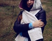 Idyll - hooded scarve / murMur