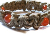 Natural retro hemp macrame bracelet surf jewelry  Father's Day - TheRottenRooster