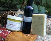 Ancient Blends Body Butter Facial Moisturizing Oil & Soap GIFT COMBO SALE