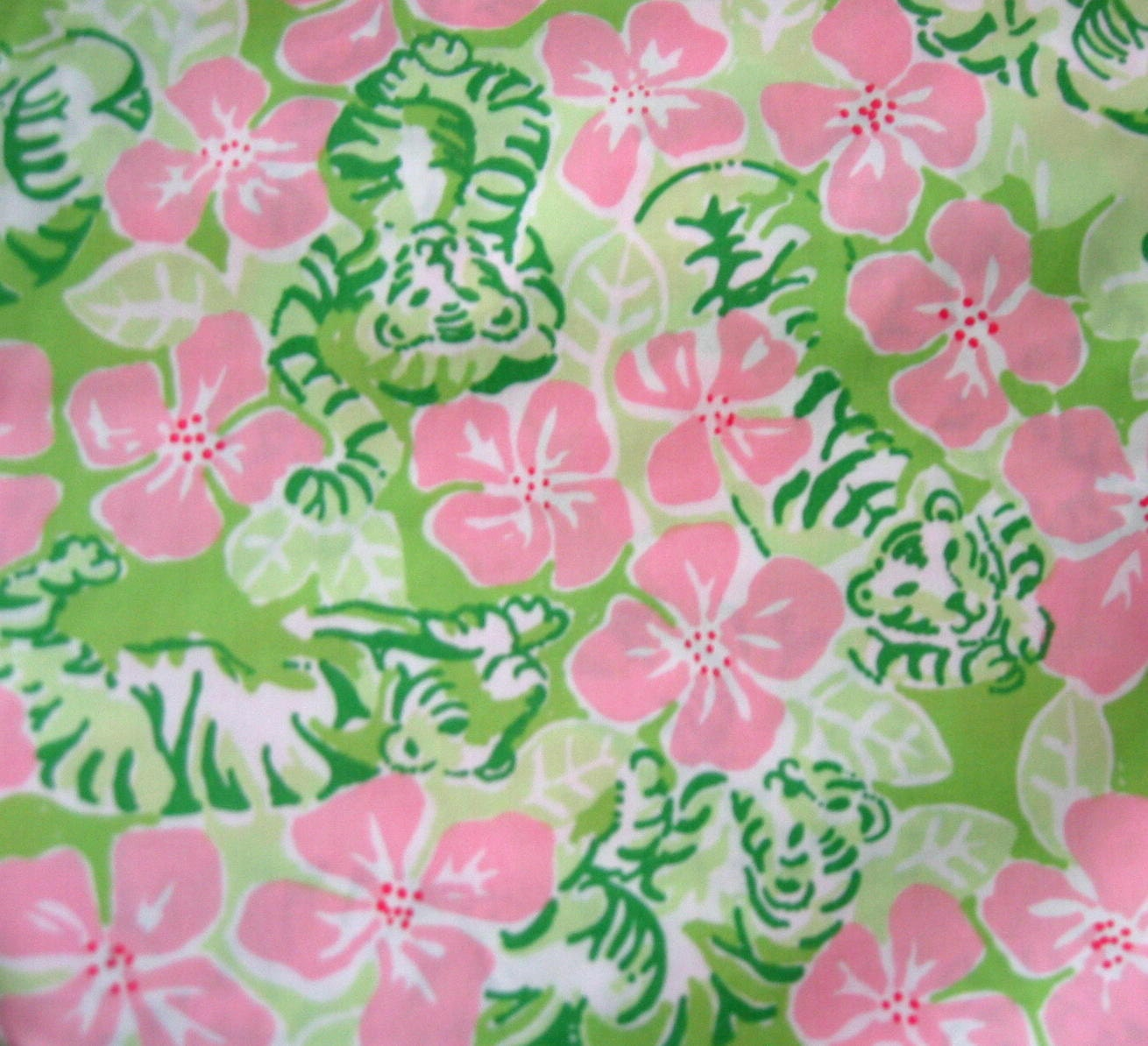 Download Paradise Patch Bedding By Lilly Pulitzer Free