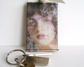 Card case - piece of art in your pocket / ID card / travel card / credit card / business card - CUTandTEAR