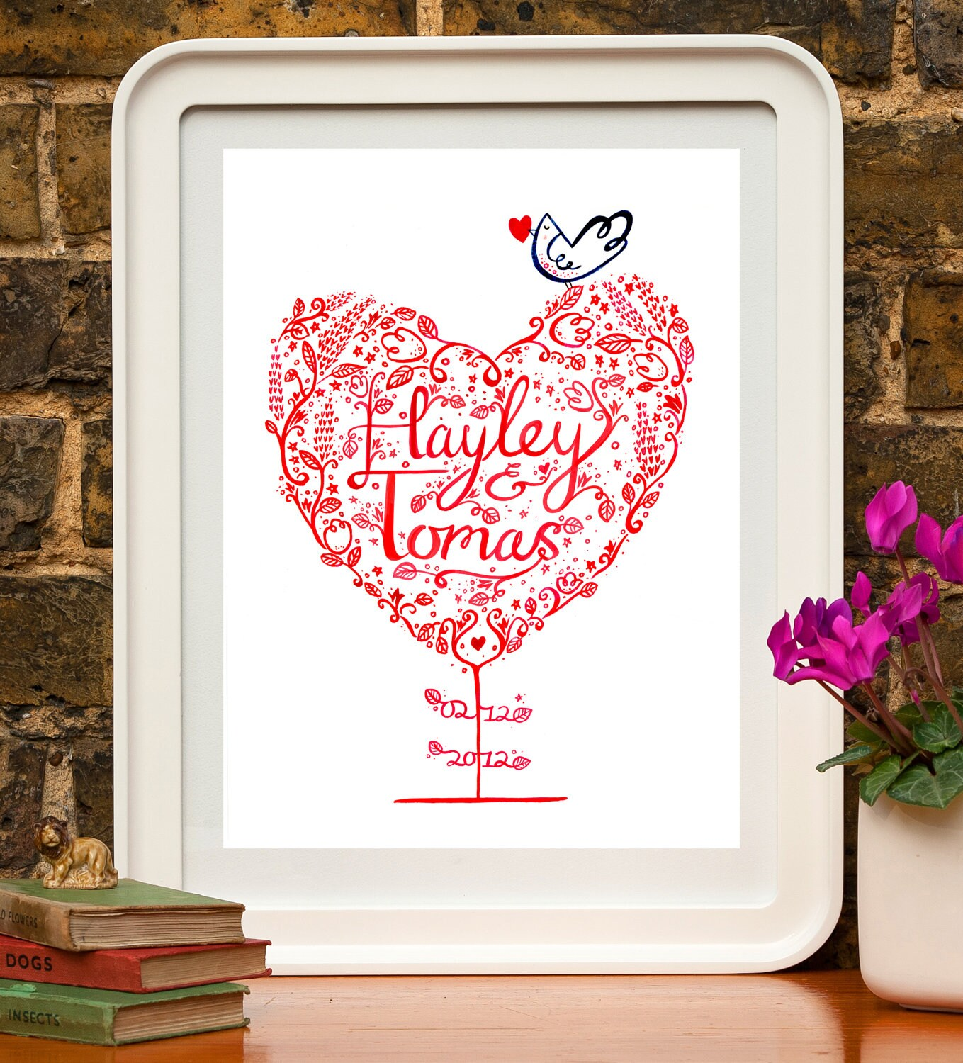 helen lang: personalized wedding banners  mom inc daily