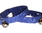 Cat Collar Winter Blue - CollarTopia