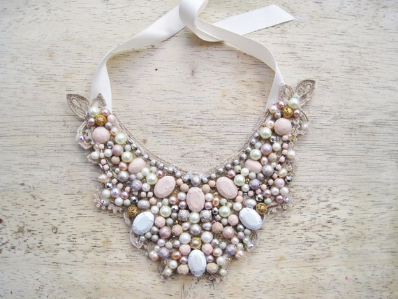 EXAMPLE - custom statement necklace