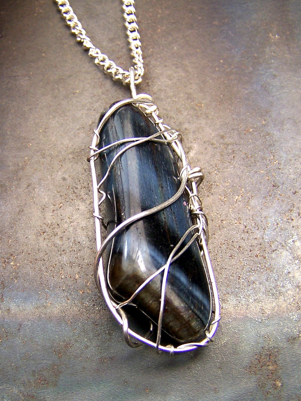 Wire Wrap Stones