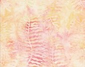 Batik: Tonga Taffy - Peach - 1/2 YD - FabricFascination