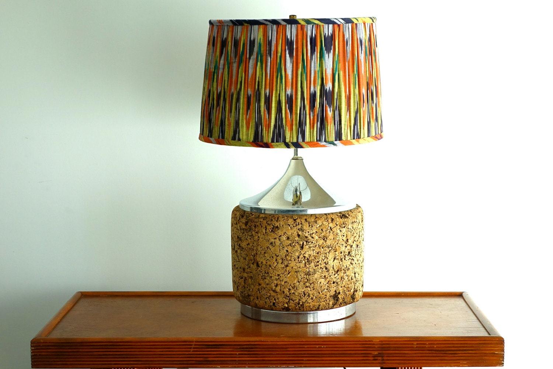 Southwestern Table Lamps Vintage Desk Lampindustrial