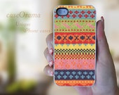 Knitting Pattern iPhone 4, iPhone 4 case, iPhone 4S case, iPhone cover, iPhone hard case - caseOrama