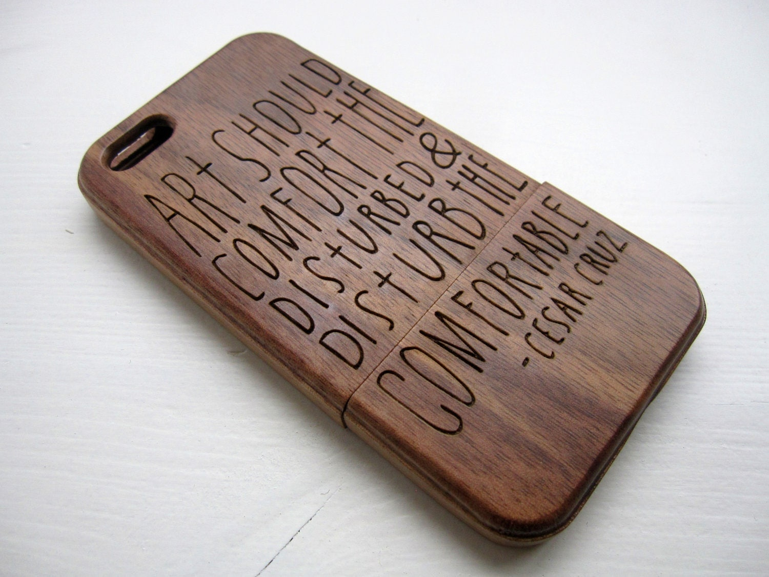 Pretty Things - iPhone case by Creative User of Tech