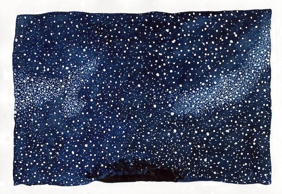 Australian Starry Sky