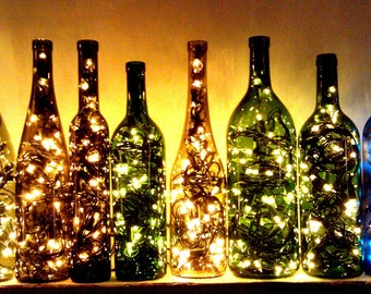 1000 images about wine bottle decorating ideas on for Empty wine bottle decoration ideas