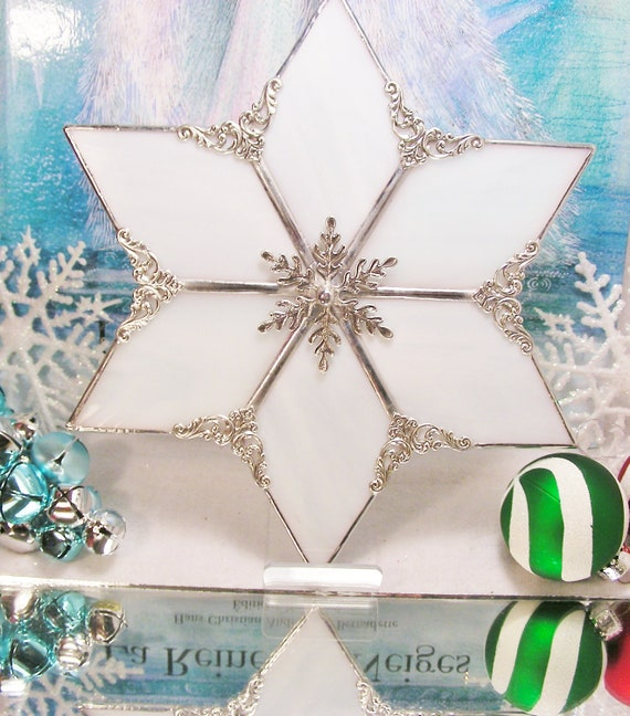 White Christmas Tree Topper Plus NEW Color Options