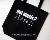 Got Music - Music Tote Bag