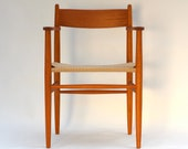 Danish Modern Chair - Hans Wegner CH37 - kapeldesigns